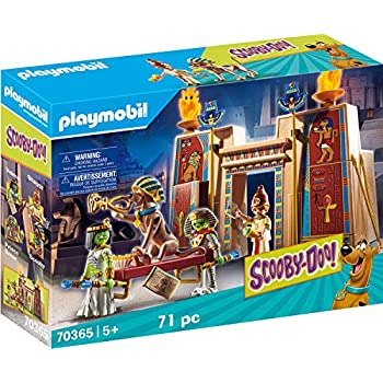Playmobil Scooby-DOO! Journey in Egypt Playset