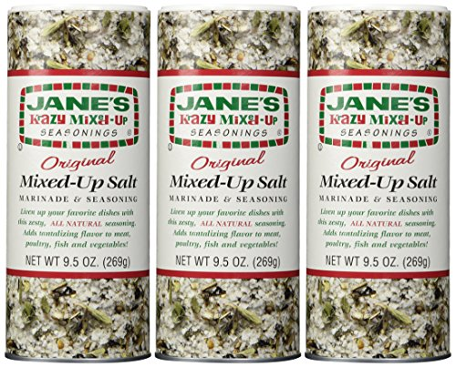 How to find the best janes krazy mixed up salt for 2019?
