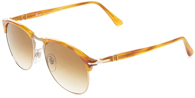 2f55f56934 Image Unavailable. Image not available for. Color  Persol Men s PO8649S  Sunglasses 53mm