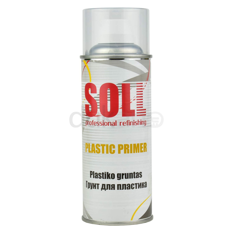Kunststoffprimer Kunststoff Haftvermittler Primer Plastikprimer Plastik Grundierung Spray 400ml Soll