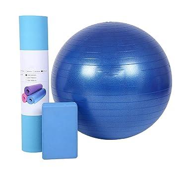 XB AMZ Juegos De Yoga, Colchonetas De Yoga, Kit De Pilates ...