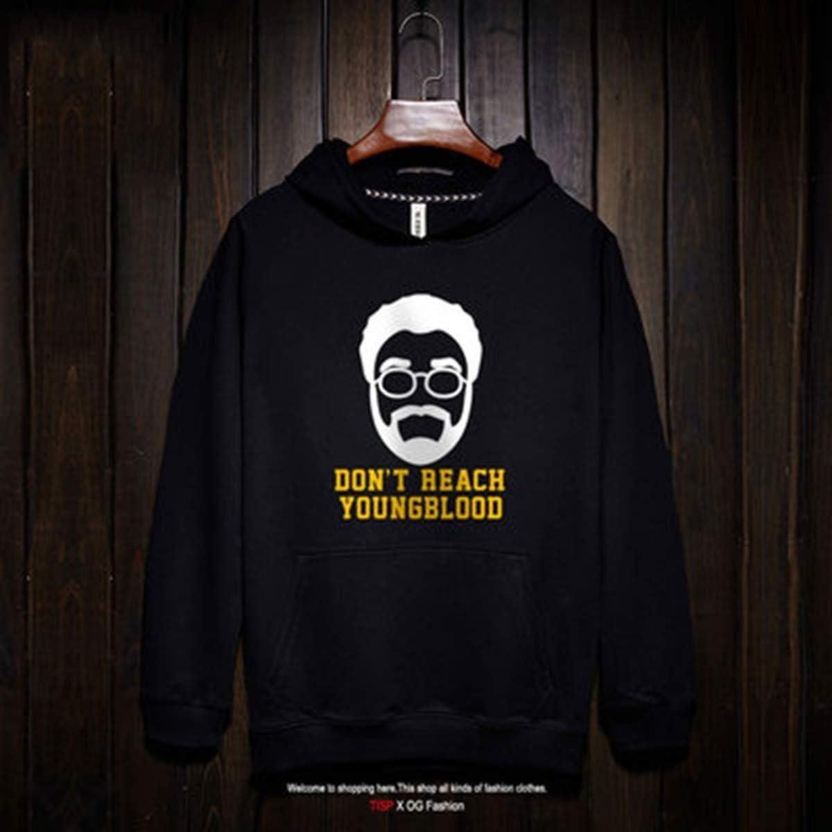Fan-Moda Hombres Sudadera celtas/tío dibujó Baloncesto Jersey con Capucha Moda Sudadera Pullover Camiseta for niños pequeños Sudadera con Capucha de Baloncesto (Color : A, Size : XXL): Amazon.es: Hogar