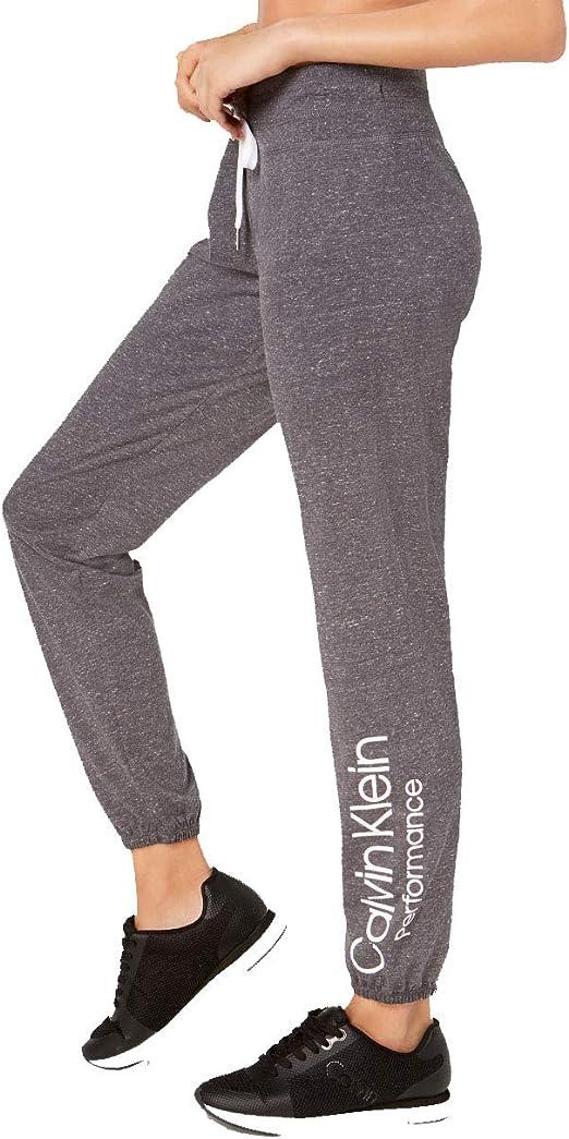 Calvin Klein Performance - Pantalones de chándal para mujer (talla ...