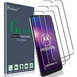 Ferilinso Cristal Templado para Moto G8 Play/Motorola One Macro Protector de Pantalla, Protector de Pantalla [3 Pack] Protector de Pantalla Screen Protector para Moto G8 Play/Motorola One Macro