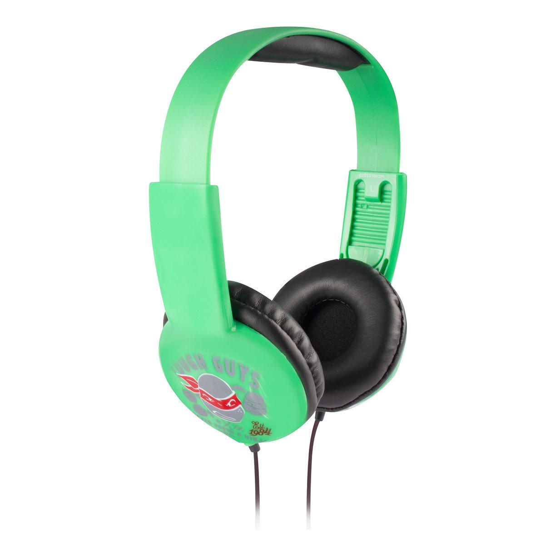 Teenage Mutant Ninja Turtle Kid Safe Headphones HP2-03065 by ...