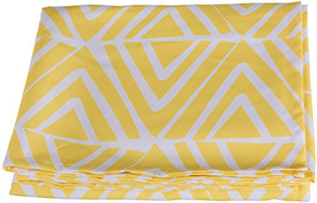 GWELL Gr/üne Pflanze Tischdecke Leinen Tischtuch Pflegeleichte Tischw/äsche Tischl/äufer Eckig viele Gr/ö/ße Farbe w/ählbar 140/×180cm Blatt-D