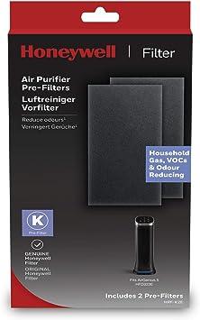 Honeywell HRF-K2E K - Recambio de prefiltros compatibles con ...
