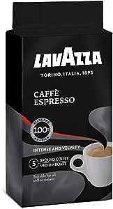 Lavazza Café Espresso Ground Coffee, 200 g