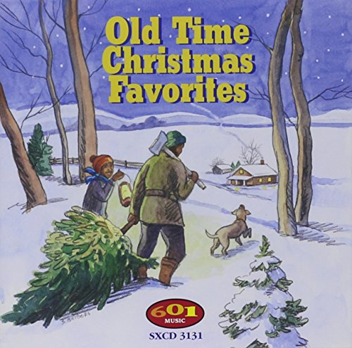 Old Time Christmas Favorites (Time Gospel Songs Christmas Old)