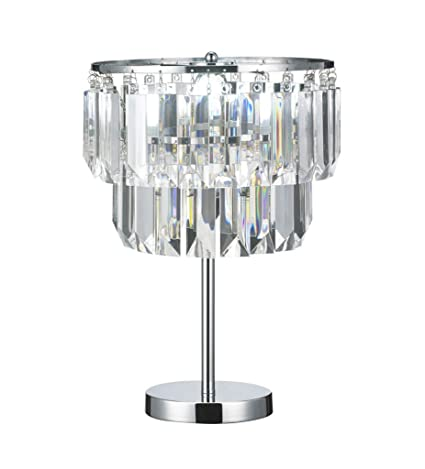 Crystal Table Lamp Shade