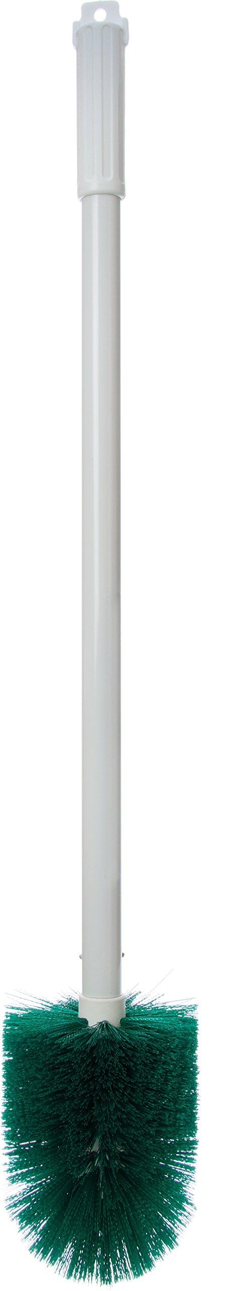 Carlisle 4000309 Multi-Purpose Oval Valve Brush, 3.5'' x 5'' Polyester Bristles, 30'' Length, Green by Carlisle (Image #5)