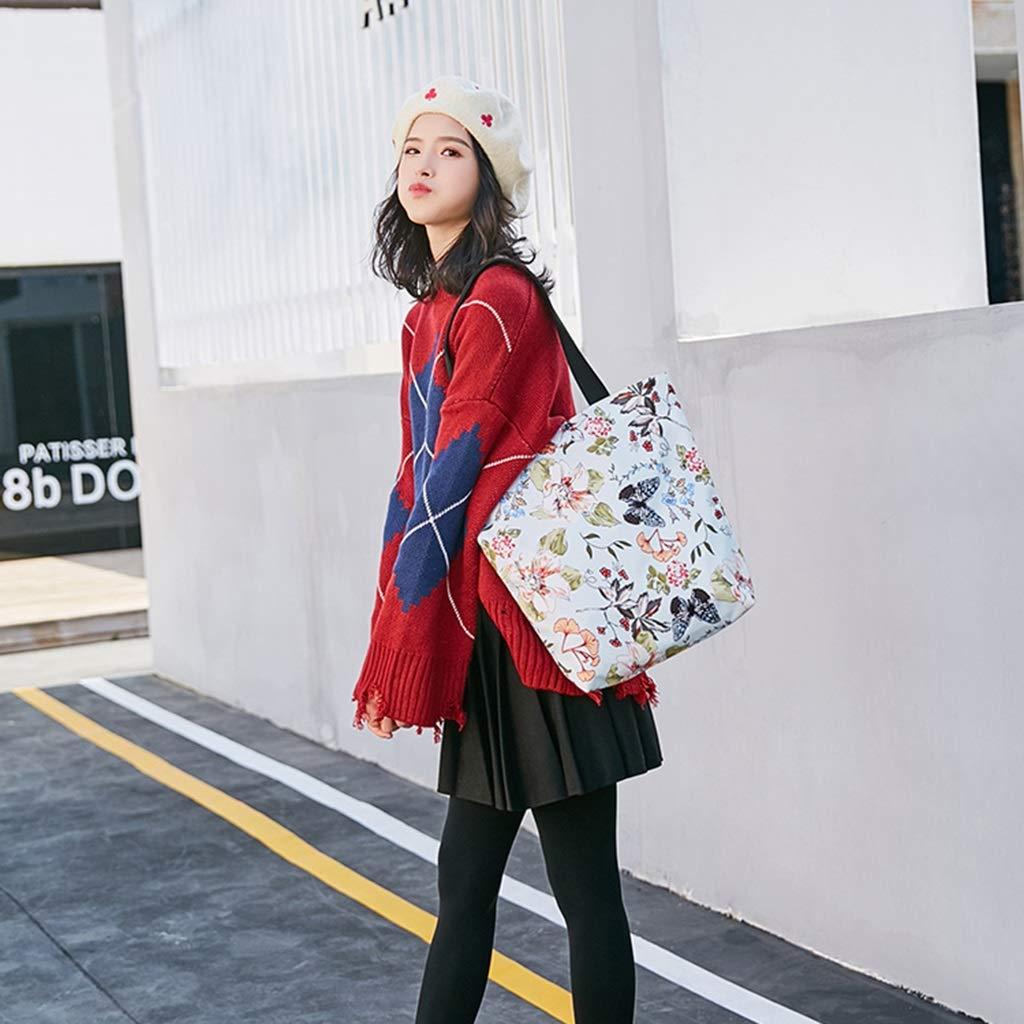 Mochila xiuyun Bolsa de Viaje Gran Bolsa de Estudiante Bolsa de Viaje de Gran Viaje Capacidad (Color : A, Tamaño : 42  29cm) 6fb190
