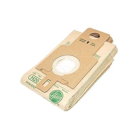 Bolsas de papel H20 Filtro de capa alta 2: Amazon.es: Hogar