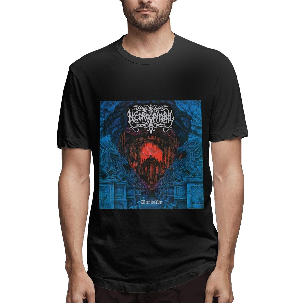Lihehen Darkside Round Neck Shirt