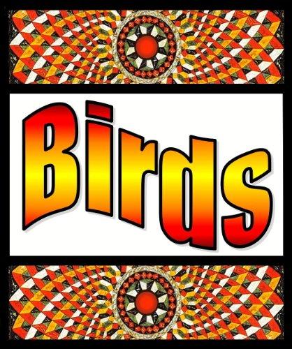 Mosaic Birdhouses - Birds (Notes) ... (a Mosaic Design)