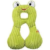 Isuper Cojines,Almohada para bebés Almohadilla Reposacabezas Diseño animado