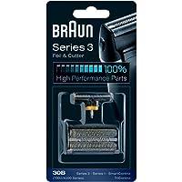 Braun Series 3 vervangende scheerkop scheerapparaat 30B zwart
