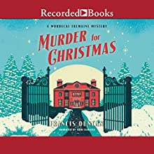 Murder for Christmas Audiobook by Francis Duncan Narrated by John Curless