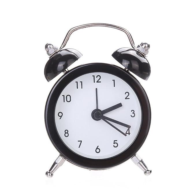 Amazon.com: Shamrock58 - Reloj despertador (aleación de ...