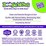 Boogie Wipes Brand Baby Bundle Gift Set