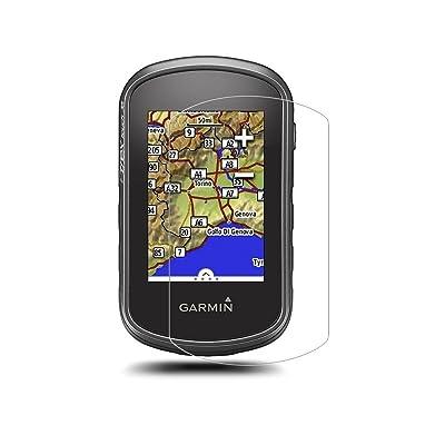 Protector de pantalla para Garmin eTrex Touch 35t, Zshion a prueba de explosiones, antiarañazos, para Garmin eTrex Touch 35t (transparente)