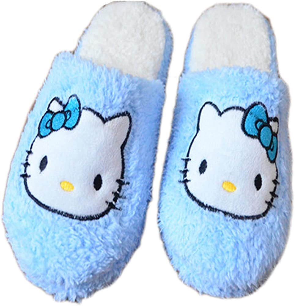 E.a@Market Women's Lovers Hello Kitty Household Slippers