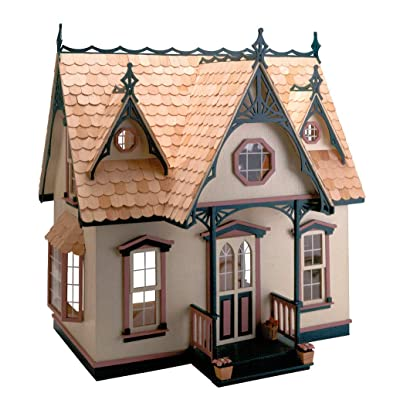 Greenleaf Orchid Dollhouse Kit - 1 Inch Scale: Toys & Games