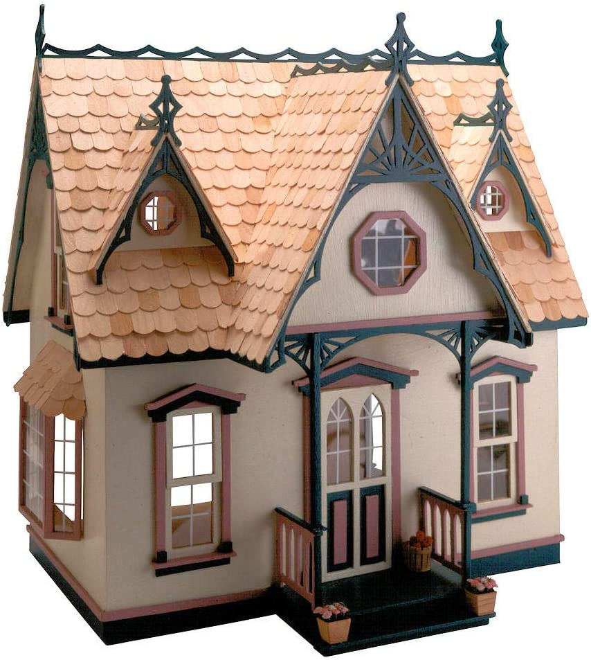 The Buttercup Wood Doll House Kit By Corona Concepts Vintage New