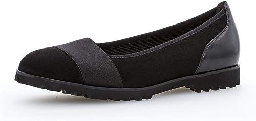 Gabor Damen Ballerinas Flache Schuhe Frauen Klassische