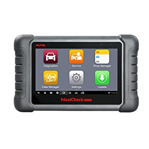 Autel MX808: All System and Service Car Diagnostic Tool Review - OBD