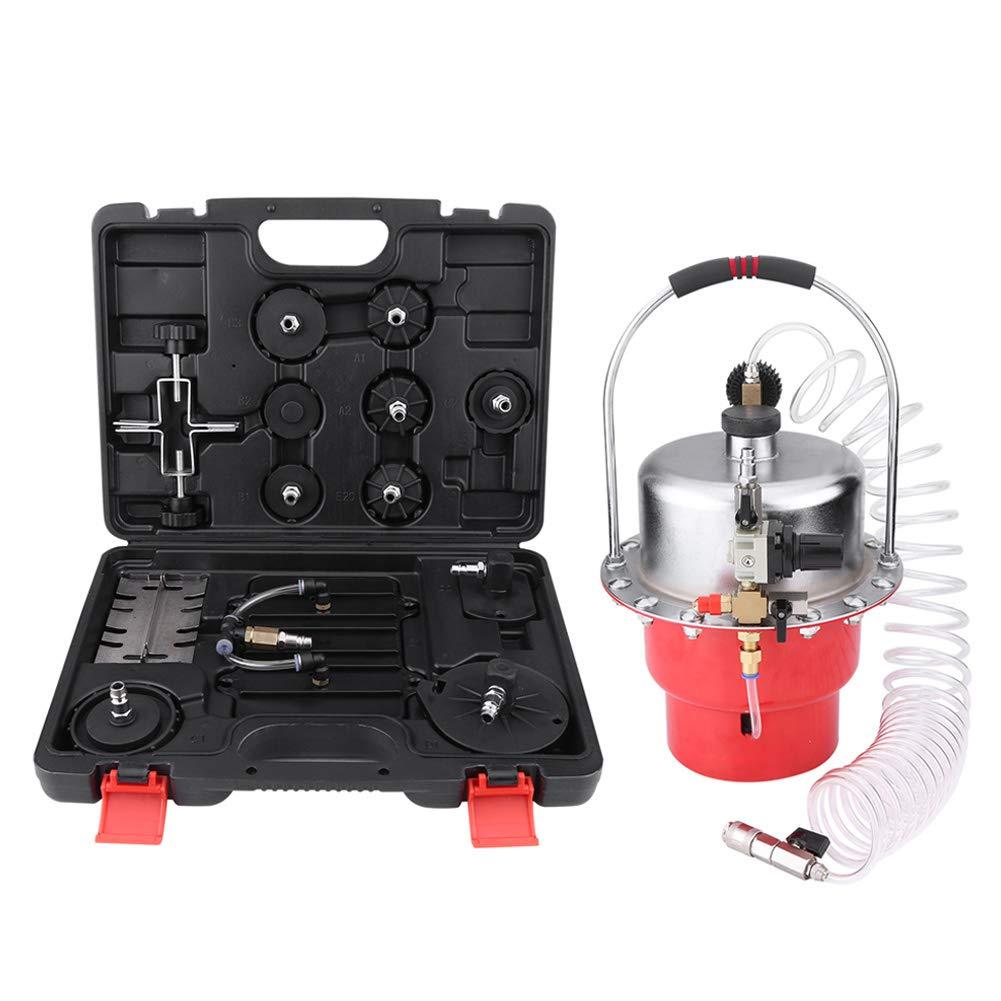 Professional Brake Bleeding Kit Pneumatic Tool Kit Brake Bleeder