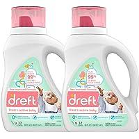 Deals on 2PK Dreft Stage 2: Baby Liquid Laundry Detergent Soap
