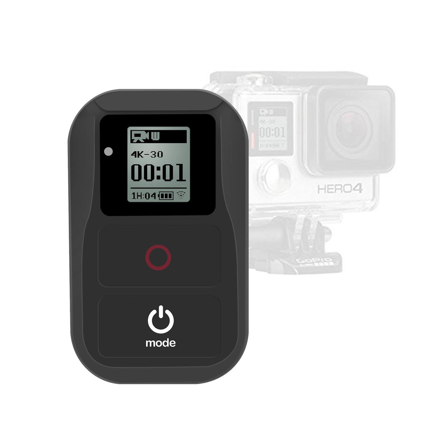(2018 NEW V2.0) for Gopro WIFI Remote Control,Waterproof Smart remote for gopro hero 5 black Hero 6 4 Session 5 Session/Fusion Cameras