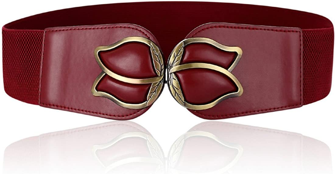 Wenecho Women's Waist Belts...
