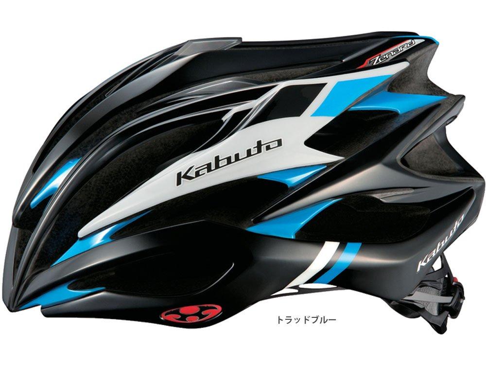 OGK(オージーケー) ZENARD(ゼナード) ヘルメット トラッドブルー S/M 0305990041   B01EAFMQV6