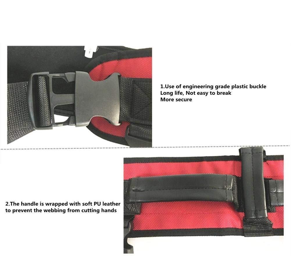 GHzzY Cinturón Elevador de Transferencia con Perneras ...