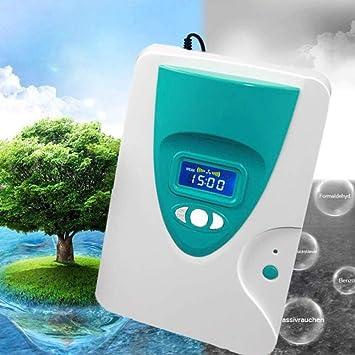 El ozono del esterilizador del agua desinfección de vegetales de frutas Más fresco Ozonizador ozono máquina con el generador de ozono Función de ...