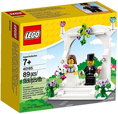 Lego Wedding Favor Set 40165 -