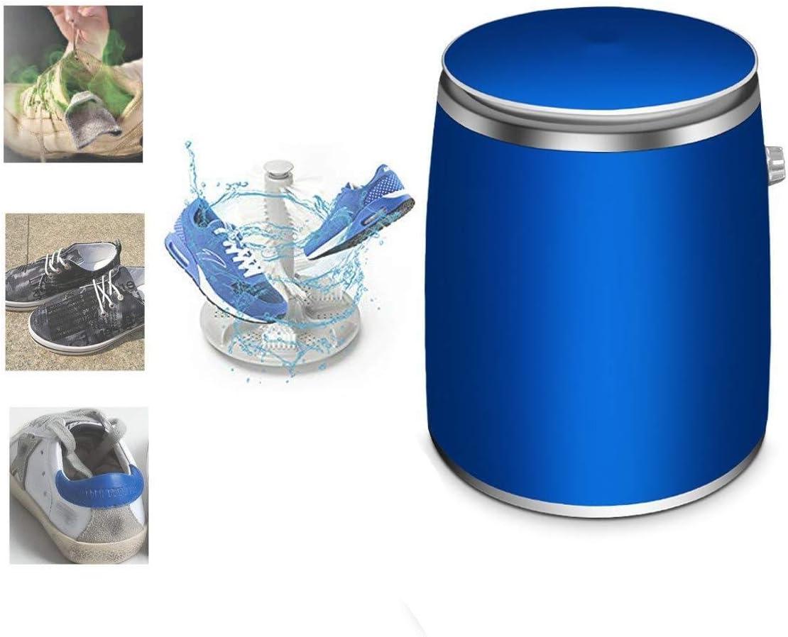 Suge Lavado máquina portátil de desinfección de zapatos Lavadora, Cepillo de nylon una limpieza a fondo, de alto rendimiento del motor, ahorro de energía y mudo, for dormitorio