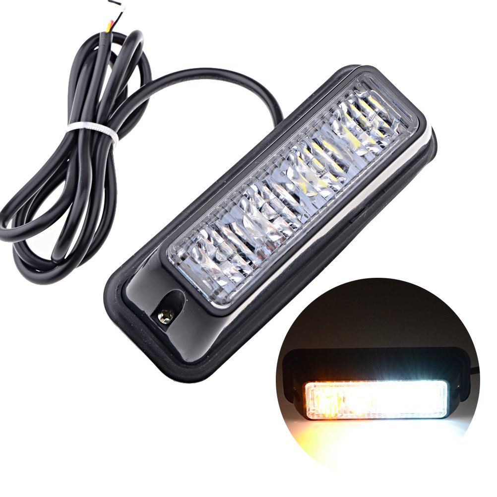 lighting lights a light moreinfo led way emergency warning all vehicle hide with shown accessories mini beacons included mounting hideaway strobe parts