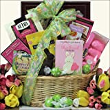 Divine Easter Sweets ~ Small: Chocolate & Sweets Gift Basket