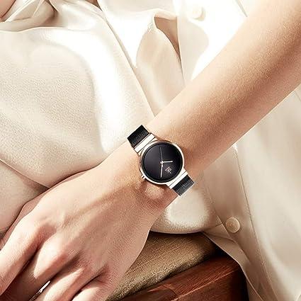 Amazon.com: Women Watch Fashion Mesh Wristwatch Quartz Reloj Mujer Gifts Luxury Waterproof Watches on Sale: Watches