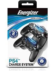 PDP - Cargador Energizer 2 Mandos (PS4)