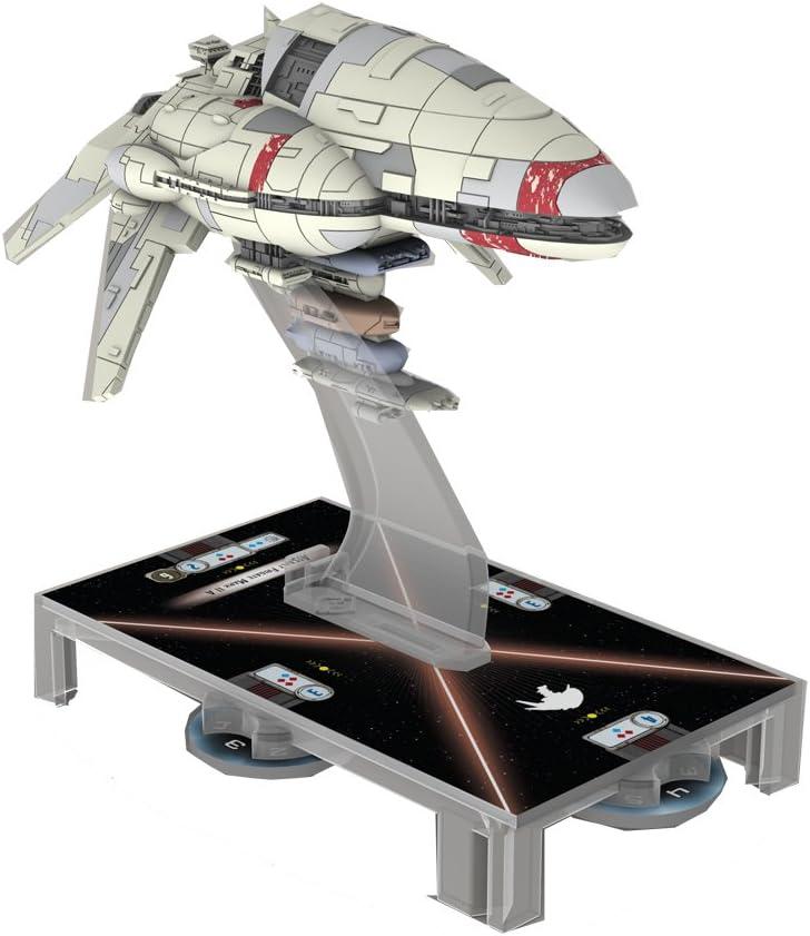 Giochi Uniti GU396 – Star Wars Armada: Fregata dAssalto Mark II – Juego con miniaturas: Amazon.es: Juguetes y juegos