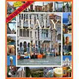365 Days in Italy 2015 Wall Calendar