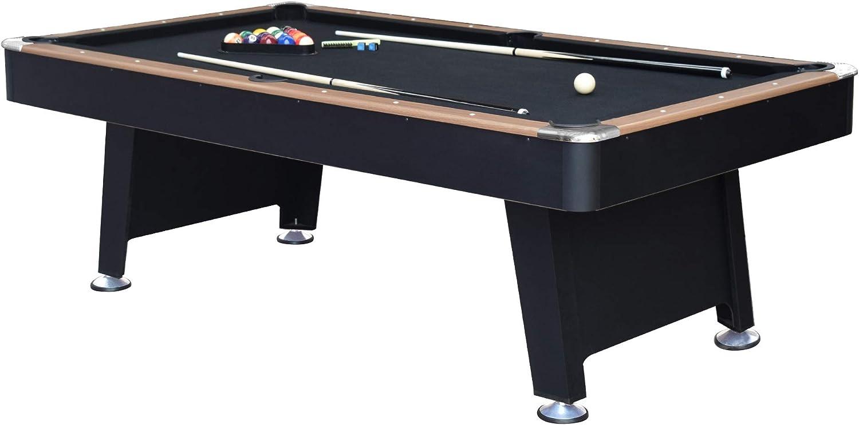 Hathaway Renegade 54 In Slate Bumper Pool Table