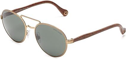 Ralph Lauren Gafas de Sol Polo PH3081Q BRONZE/GOLD VINTAGE EFFECT: Amazon.es: Ropa y accesorios