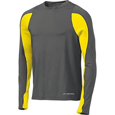 Brooks Men's Equilibrium Thermal Long Sleeve Running Shirt