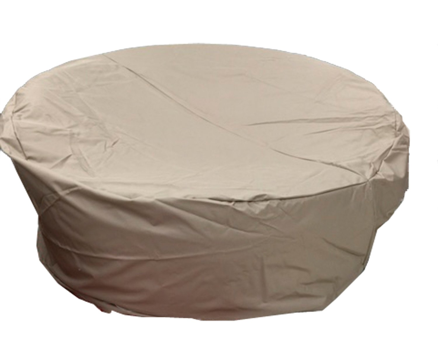 Garden Furniture Covers Round Amazon all weather 65x 315h in diameter outdoor round amazon all weather 65x 315h in diameter outdoor round daybed patio furniture cover in beige heavy duty garden furniture cover garden outdoor workwithnaturefo