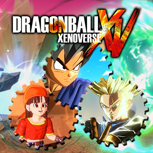 Dragon Ball Costumes Xenoverse (Dragon Ball Xenoverse - Season Pass - PS4 [Digital Code])
